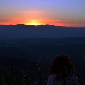 Contemplazione e panorama dal Monte Cocuzzo