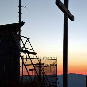 Croce sulla cima di Monte Cucuzzo