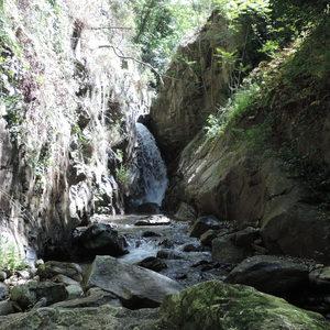 La cascata del Veri